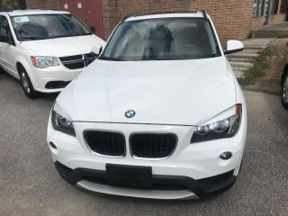 Used 2013 BMW X1 35i Navi,AWD,NO ACCIDENTS,ONTARIO CAR for sale in Brampton, ON