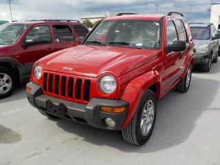 Used 2004 Jeep Liberty for sale in Innisfil, ON