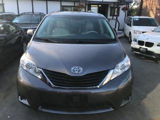Used 2011 Toyota Sienna LE LEATHER, DVD,1 OWNER NO ACCIDENTS for sale in Brampton, ON