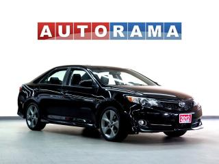 Used 2012 Toyota Camry NAVI LEATHER SUNROOF ALLOYS for sale in North York, ON