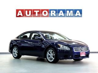 Used 2012 Nissan Maxima LEATHER SUNROOF BLUETOOTH for sale in North York, ON