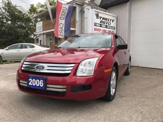 Used 2006 Ford Fusion SE for sale in Bloomingdale, ON