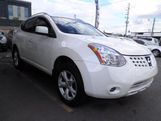 Used 2008 Nissan Rogue SL AWD for sale in Brampton, ON
