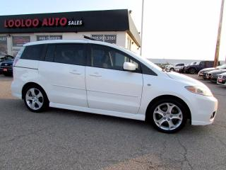Used 2007 Mazda MAZDA5 GT WAGON AUTOMATIC for sale in Milton, ON