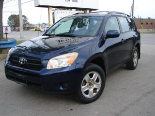 Used 2007 Toyota RAV4 BASE for sale in Mississauga, ON