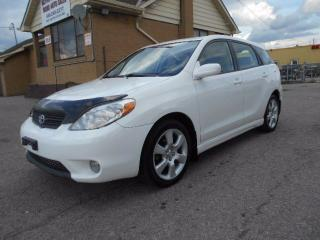 Used 2007 Toyota Matrix XR 1.8L Automatic, Sunroof, Certified Ready To Go! for sale in Etobicoke, ON