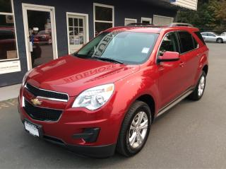 Used 2014 Chevrolet Equinox LT   ONLY 23600 KM for sale in Parksville, BC