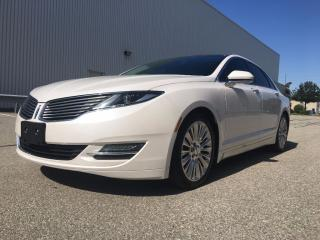 Used 2013 Lincoln MKZ Tech Pkg Fully Loaded for sale in Mississauga, ON