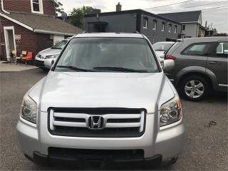 Used 2008 Honda Pilot SE-L for sale in Brampton, ON