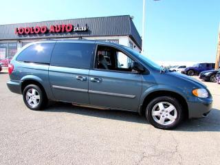 Used 2007 Dodge Grand Caravan V6 3.3L 7 PASSENGER DVD ENTERTAINMENT PKG for sale in Milton, ON