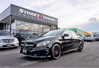 Used 2016 Mercedes-Benz CLA-Class CLA45 AMG | Bluetooth | Navi | Backup Cam for sale in Markham, ON