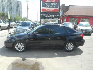 Used 2008 Subaru Impreza CLEAN AWD!! for sale in Scarborough, ON