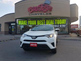 Used 2016 Toyota RAV4 LE AWD KEYLESS ALLOYS A/C for sale in Scarborough, ON