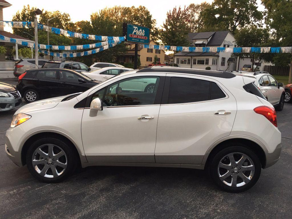 used 2016 buick encore premium for sale in dunnville ontario. Black Bedroom Furniture Sets. Home Design Ideas
