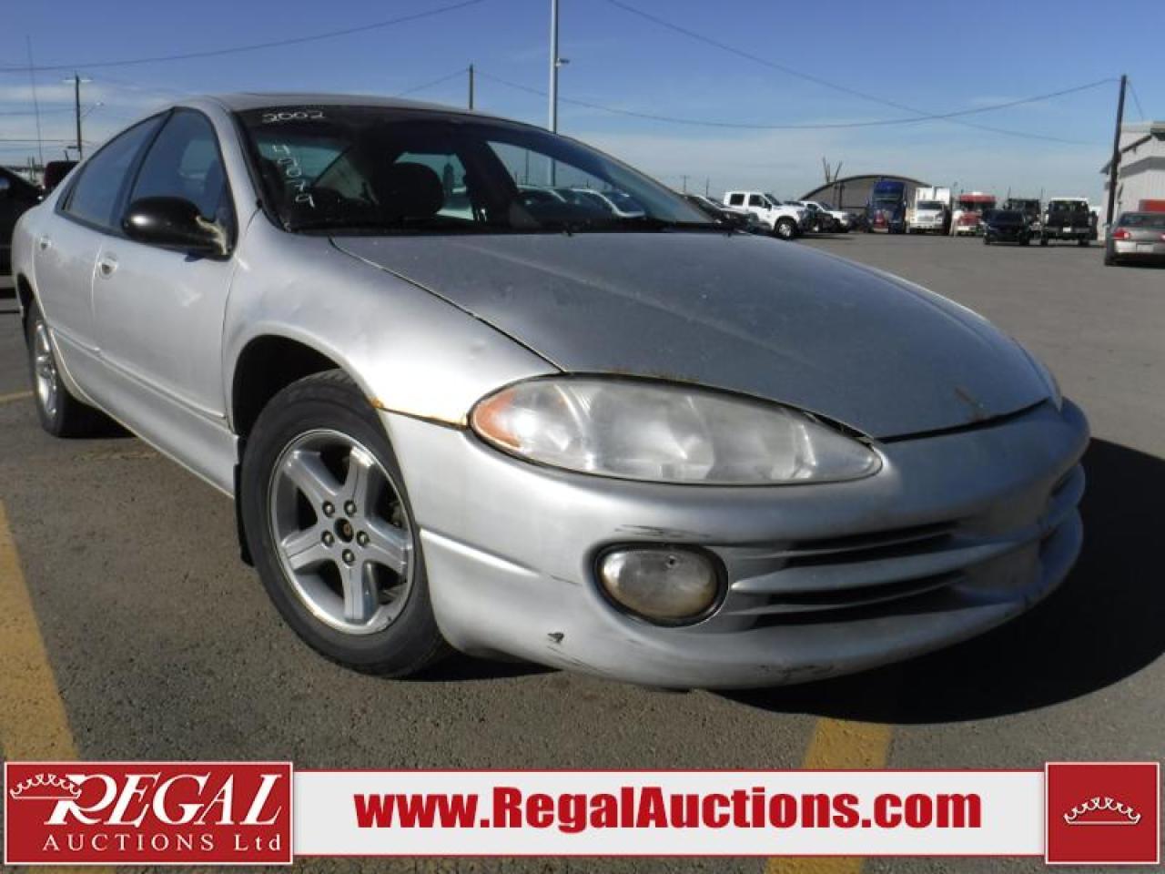 Photo of Silver 2002 Chrysler Intrepid