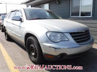 Used 2007 Chrysler PACIFICA TOURING 4D UTILITY FWD for sale in Calgary, AB