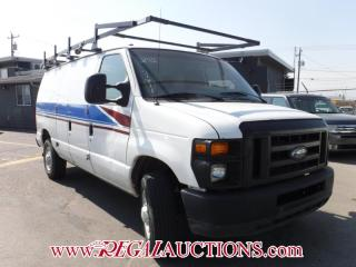 Used 2012 Ford E350 VANS BASE CARGO VAN for sale in Calgary, AB
