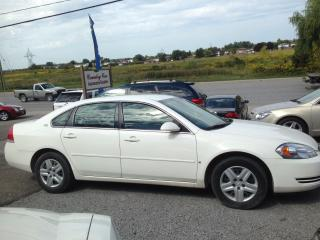 Used 2007 Chevrolet Impala LS 4 DOOR AUTOMATIC - Financing Available for sale in Bradford, ON