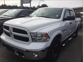 Used 2017 Dodge Ram 1500 SLT for sale in Coquitlam, BC