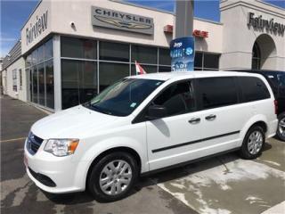 Used 2015 Dodge Grand Caravan SE/SXT for sale in Burlington, ON