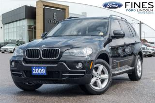 Used 2009 BMW X5 xDrive30i - YOU CERTIFY & YOU SAVE! for sale in Bolton, ON