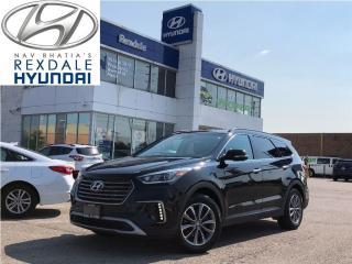 Used 2017 Hyundai Santa Fe XL Luxury for sale in Toronto, ON