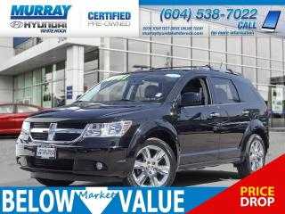 Used 2010 Dodge Journey R/T**LEATHER INTERIOR**7PASSENGER** for sale in Surrey, BC