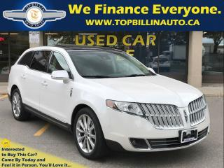 Used 2011 Lincoln MKT EcoBoost, Fully Loaded, Only 99K kms for sale in Concord, ON