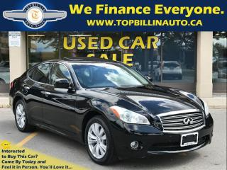 Used 2011 Infiniti M37x Tech Pkg, Navigation, Back-up Camera & more for sale in Concord, ON