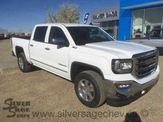 New 2018 GMC Sierra SLT 1500 4WD Crew Z71 SLT for sale in Shaunavon, SK