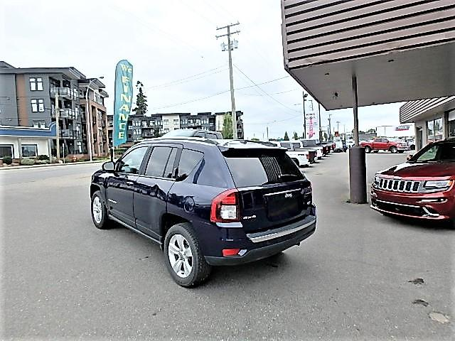 used 2016 jeep compass high altitude 4wd for sale in langley british columbia. Black Bedroom Furniture Sets. Home Design Ideas