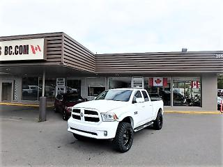 Used 2015 Dodge Ram 1500 SPORT 5.7L HEMI 4X4 LIFTED for sale in Langley, BC