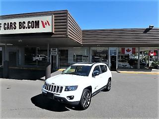 Used 2016 Jeep Compass 75TH ANNIVERSARY 4WD for sale in Langley, BC