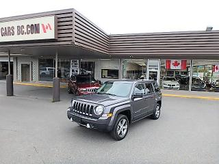 Used 2016 Jeep Patriot HIGH ALTITUDE AWD for sale in Langley, BC