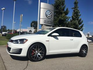 Used 2016 Volkswagen Golf GTI 3-Dr 2.0T 6sp for sale in Surrey, BC