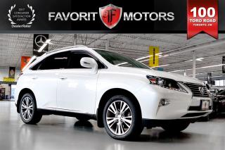 Used 2013 Lexus RX 350 AWD | Touring Pkg | LTHR | NAV | BACK-UP CAM for sale in North York, ON