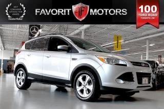 Used 2014 Ford Escape SE ECOBOOST AWD | LTHR | BACK-UP CAM | PANO ROOF for sale in North York, ON