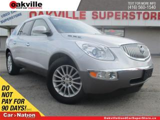 Used 2011 Buick Enclave CXL | AWD | LEATHER | NAVI | B/U CAM | 7 PASS for sale in Oakville, ON
