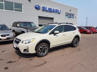 Used 2017 Subaru XV Crosstrek Touring for sale in Dieppe, NB