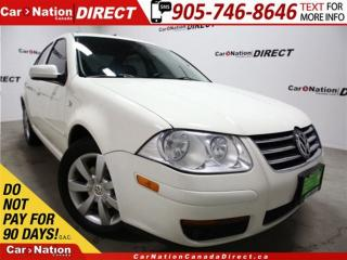 Used 2008 Volkswagen City Jetta 2.0L| HEATED SEATS| ONE PRICE INTEGRITY| for sale in Burlington, ON
