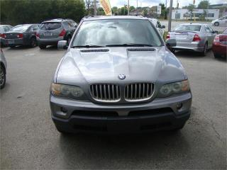 Used 2004 BMW X5 3.0i for sale in London, ON