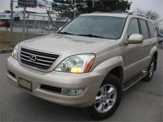 Used 2006 Lexus GX 470 for sale in North York, ON