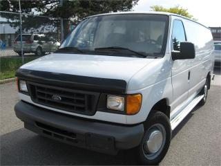 Used 2006 Ford Econoline Cargo Van Recreational for sale in North York, ON