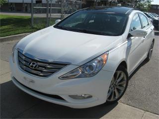 Used 2012 Hyundai Sonata Limited w/Navi for sale in North York, ON