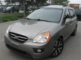 Used 2010 Kia Rondo EX Luxury w/Navigation for sale in North York, ON