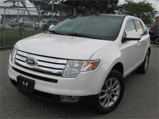 Used 2010 Ford Edge SEL for sale in North York, ON