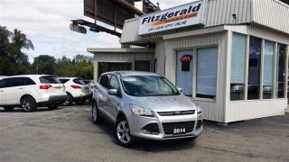 Used 2014 Ford Escape SE- AWD! BACK-UP CAM! HEATED SEATS! for sale in Kitchener, ON