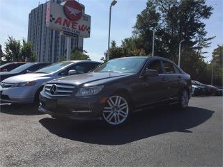 Used 2011 Mercedes-Benz C-Class C 250 for sale in Cambridge, ON