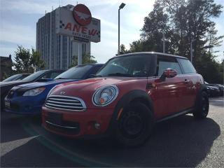 Used 2012 MINI Cooper Hardtop Classic for sale in Cambridge, ON