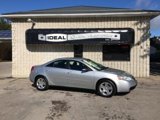 Used 2009 Pontiac G6 SE for sale in Mount Brydges, ON